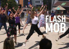 Flash Mob, un termine alla moda per definire il nulla più assoluto
