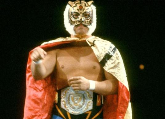 La leggenda di Satoru Sayama: dal wrestling nei panni del primo Tiger Mask allo Shooto